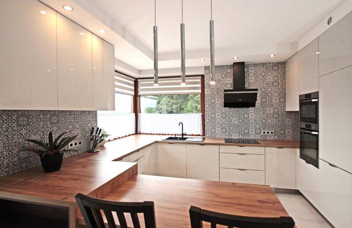 kuchnia zaprojektowana