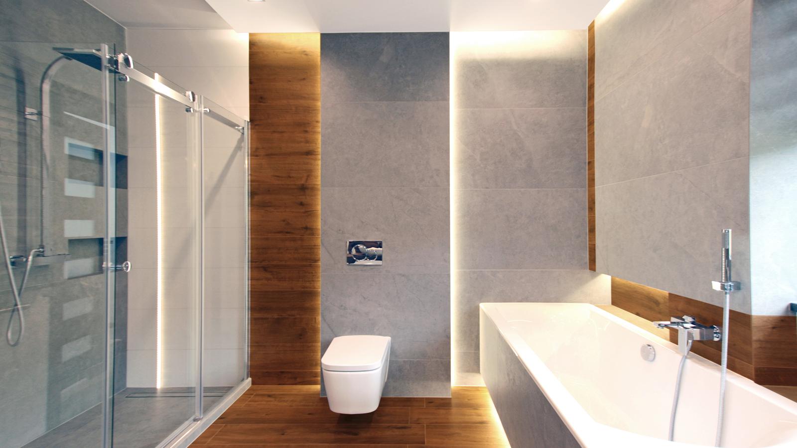 projekt łazienki kraków